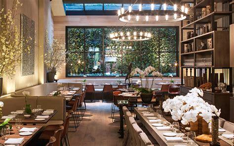 donna karans daughter opens  cool restaurant   york