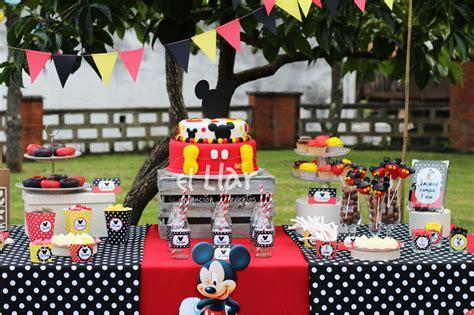 El Llar Animaci 243 N Y Eventos Candy Bar Mickey Mouse