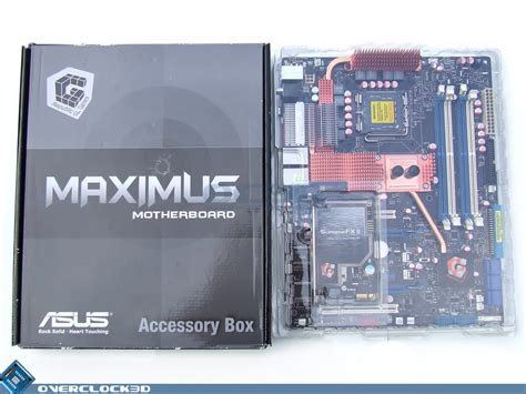 Asus Maximus Formula Chipset X38 asus maximus formula special edition x38 s775 motherboard packaging contents cpu
