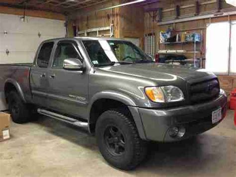 2003 Toyota Tundra For Sale Purchase Used 2003 Toyota Tundra Sr5 Extended Cab 4