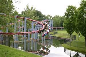 theme park canada vortex roller coaster photos paramount canada s wonderland