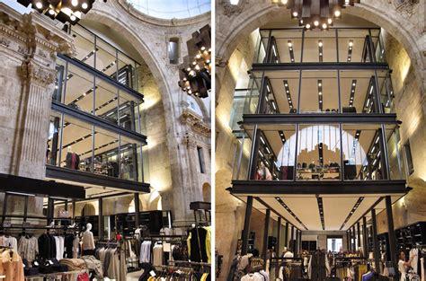 oficina inditex barcelona zara salamanca arquitecta vazquez salamanca spain