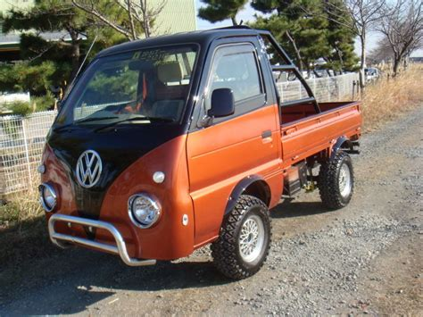 suzuki carry truck 4wd 1993 used for sale