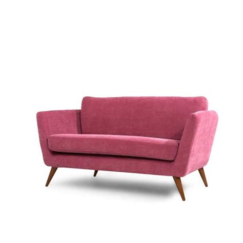 pink loveseat pink sofa from dfs budget sofas housetohome co uk
