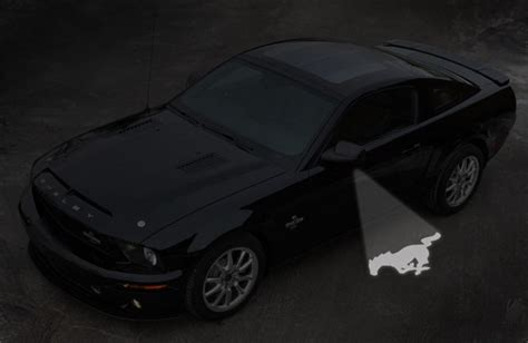 mustang light up pony emblem 2013 ford mustang has lighted logo projector shuts down