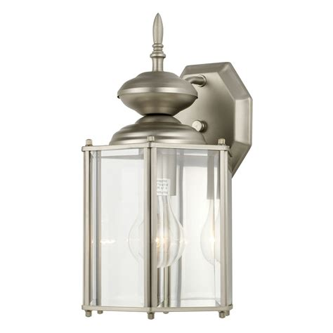 Outdoor Lighting Lantern Style Lantern Style Outdoor Wall Light 322 Sn Destination Lighting