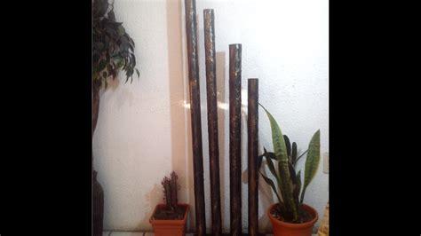 floreros tubos de carton jarr 243 n moderno de piso con tubos de cart 243 n diy youtube