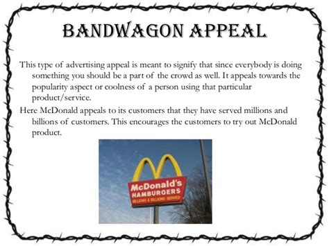 celebrity fallacy definition advertisement appeals