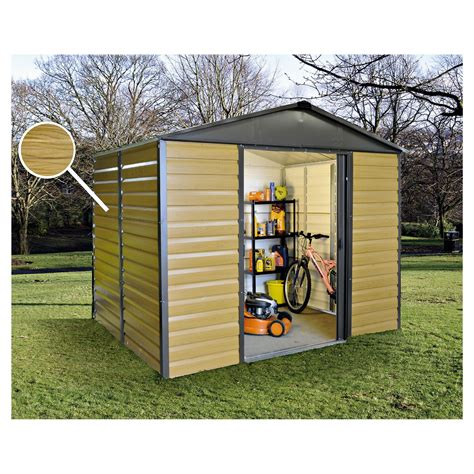 keter apex 8x6 shed