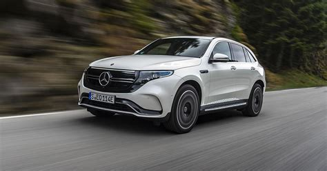 mercedes benz eqc  drive review luxury