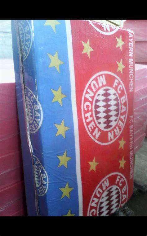 Bantal Bayern Munchen 8 Bymc08 Bantal Sofamobil kasur busa lipat jumbo bayern munchen 140 grosir kasur lipat busa bandung kasur lipat busa