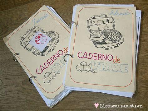 cuaderno de vacaciones para cuadernos de viajes personalizados para peque 241 os trotamundos de educativos meninheira 183 familias
