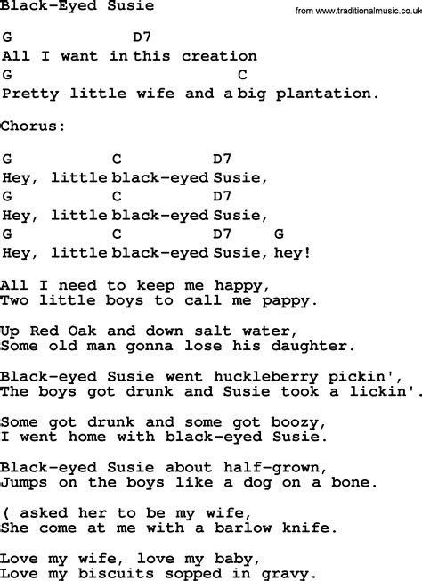 coal tattoo lyrics chords susie chords and lyrics