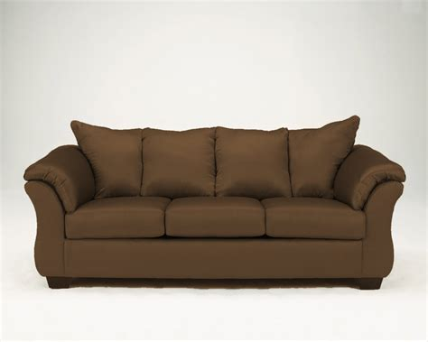 ashley loveseat sleeper darcy coffee sofa sleeper signature design by ashley furniture
