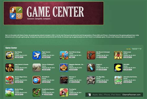 apple game center iphone apple game