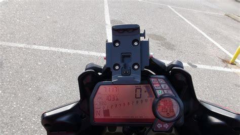 Motorrad Navi Ducati by Navihalter Multistrada 2013 14 Ducati Forum