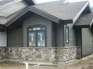 Images Of Homes With Curb Appeal - best 25 blue siding ideas on pinterest