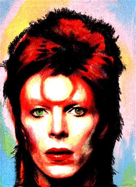 we love glam rock images david bowie as ziggy stardust