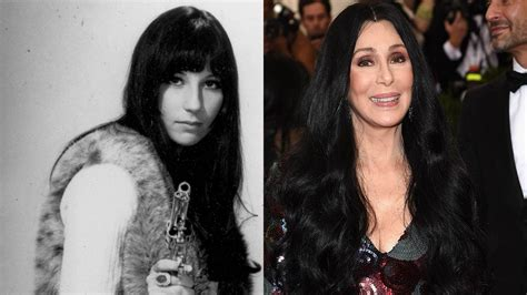 bã cher cher s style on 70th birthday take a look at