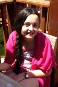 11yr girl rebecca thompson death murdered girl 11 lay dead for