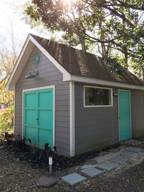 garage converted into 340 sq garage conversions tiny house talk