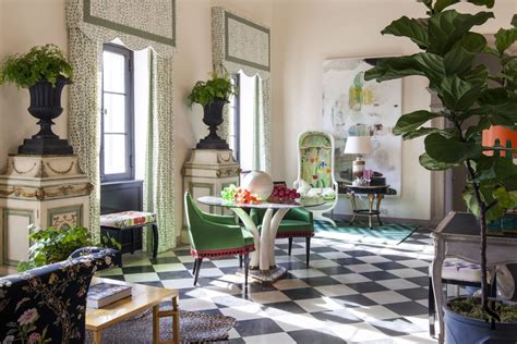 atlanta buckhead christmas showhouse interior eclectic by project archives summer thornton design