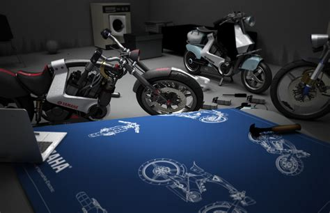 bentley yamaha yamaha open source electric motorcycle chan sik park