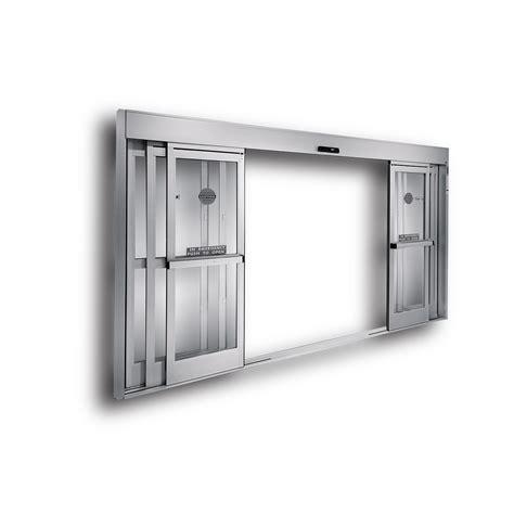 Automatic Sliding Glass Door Dorma Esa T Commercial Breakout Telescoping Automatic Sliding Door