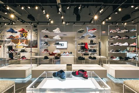 athletic shoe stores chicago store chicago station 23 hypebeast