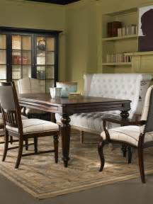 Sectional Dining Room Table Dining Table With Upholstered Bench Search Maybe Like This Home Design