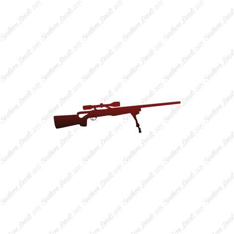 gun pattern vinyl sniper rifle gun vinyl decal sticker multiple patterns