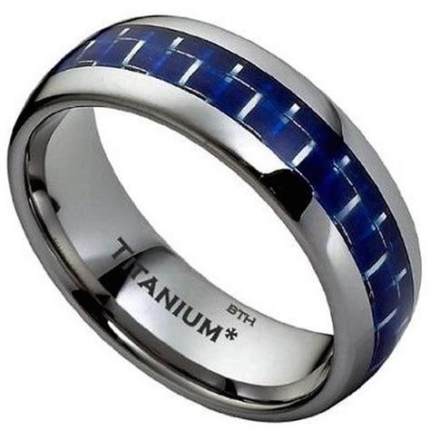mm mens titanium brushed classic wedding engagement band ring