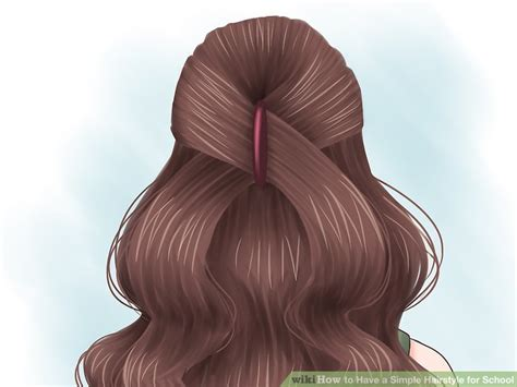 The Hair Book Easy Steps To Great By Lau And Sam Koh 15 ways to a simple hairstyle for school wikihow