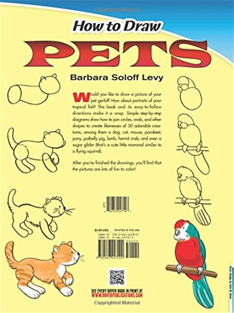 how to draw dover how to draw מוצר how to draw pets dover how to draw