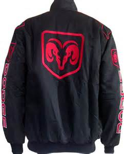 Dodge Charger Jacket Dodge Ram Charger Challenger Embroidered Racing Team