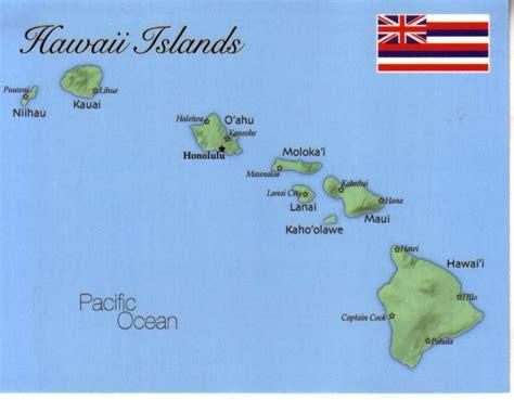 hawaii map usa map of hawaii islands hawaii usa maph02 1 00