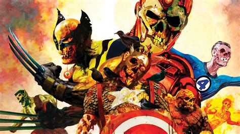 imagenes de wolverine zombie will mcu ever make a marvel zombies movie quirkybyte