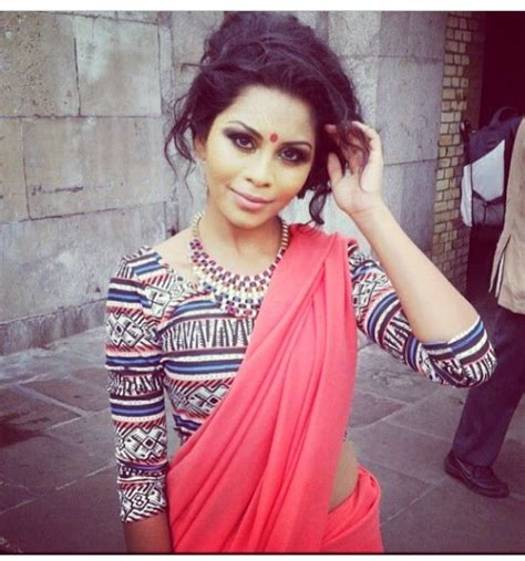 Blz Top Blouse Emily Gil modern indian sari fashion
