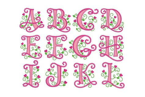 cute alphabet pattern coupon codes cute alphabet applique machine embroidery design