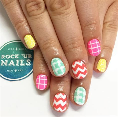 nail patterns and designs 20 best summer nail designs that are easy to design
