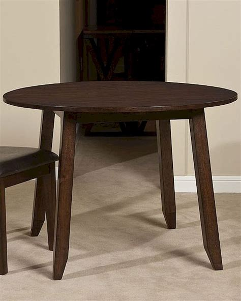 Solid Wood Dining Table With Leaf Intercon Solid Mango Wood Drop Leaf Dining Table Kona Inka4242dtab