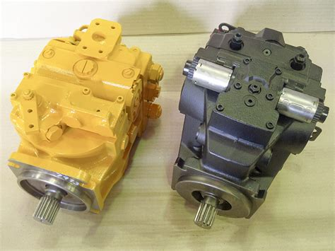 hydrostatic transmission service repair re manufacture of hydrostatic
