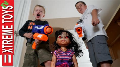 haunted doll attacks ethan haunted doll attacks ethan and cole blast a
