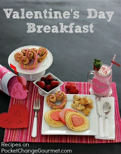 easy valentines day meals s day breakfast pocket change gourmet