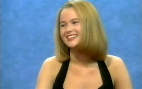 Amanda Holdens Reading by Quot Remember When Amanda Holden Appeared On Blind Date