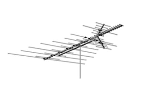 antennacraft radioshack heavy duty vhf uhf fm hd tv