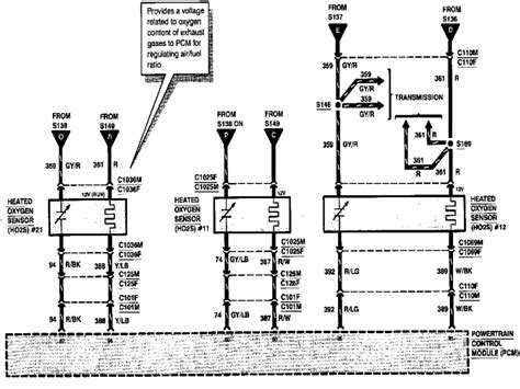 wiring diagram for oxygen sensor choice image wiring