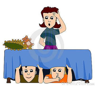 Hand Job Under Table Hide And Seek Stock Images Image 23973514