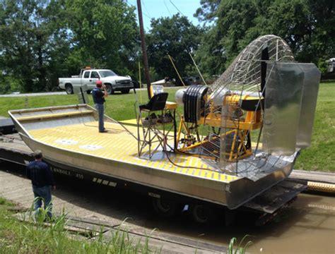 airboat blueprints turbine powered airboats marine turbine technologies