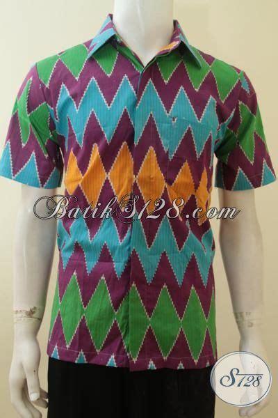 hem batik rang rang terbaru 2015 keren gaul warna cerah ld3817p m toko batik 2018